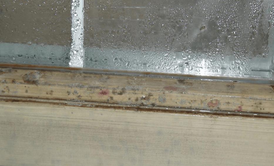Повышенная влажность в помещении