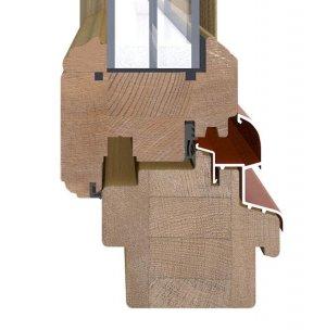 Клееный деревянный брус